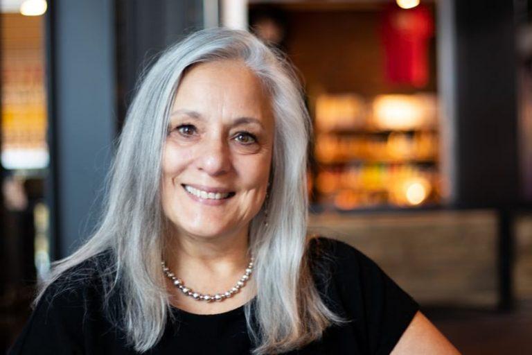Portrait image of Fall 2019 GIS Hero Anita Palmer