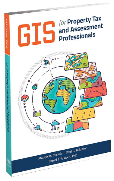 The book GIS for Property Tax and Assessment Professionals