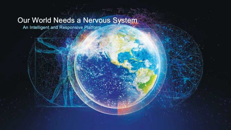 GIS as a human nervous system