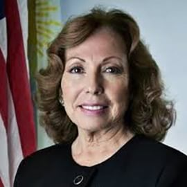 Josie Gonzales, Vice chair, San Bernardino County Board of Supervisors