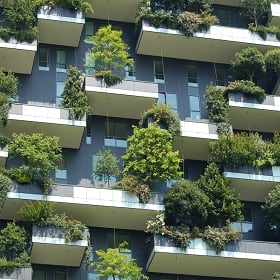 Green buildings underscore the trend toward corporate social responsibility