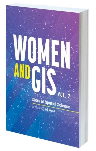 Cover of Women and GIS: Stars of Spatial Science, Volume 2