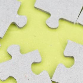 puzzle pieces for the global supply chain