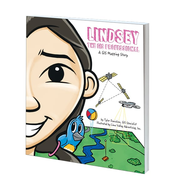 Cover of Lindsey the GIS Professional
