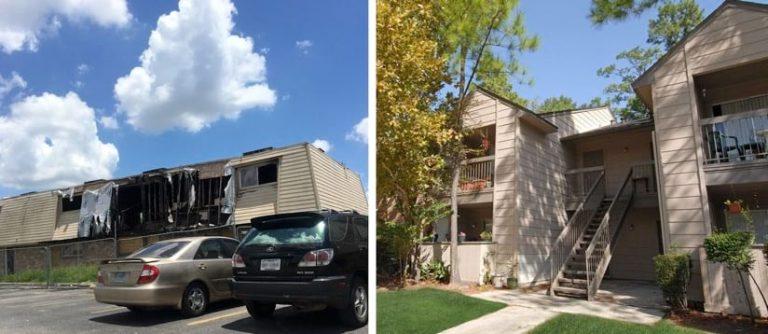 Houston housing comparison