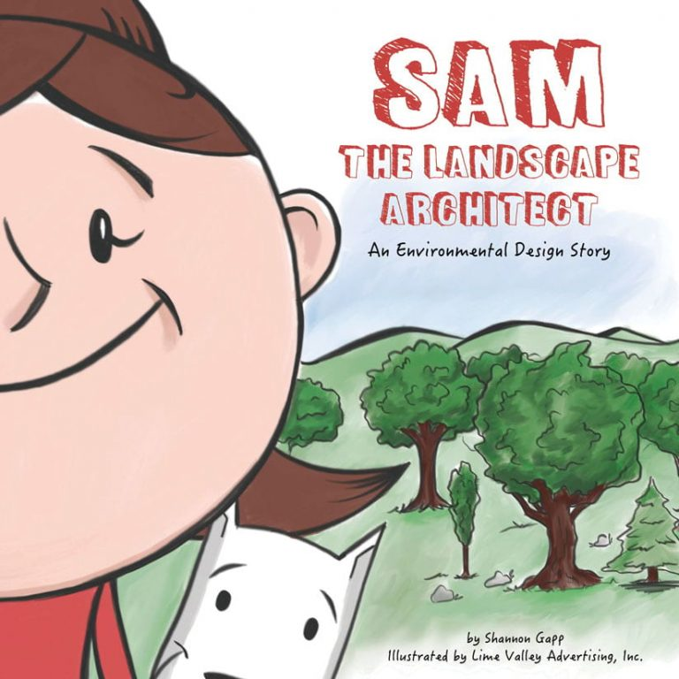 Cover of Sam the Landscape Architect
