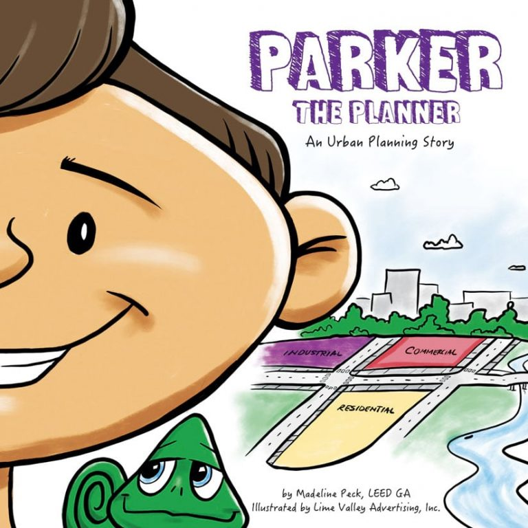 Cover of Parker the Planner