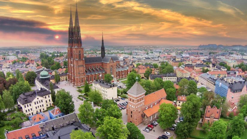 Part Two Uppsala