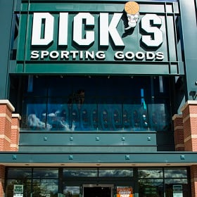 DICK's Sporting Goods store facade
