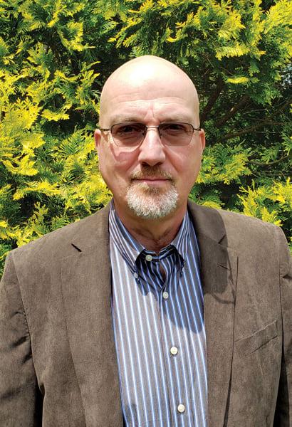 A headshot of Marzio Dellagnello