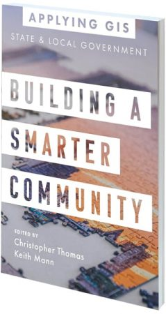 Cover of Building a Smarter Community: GIS for State and Local Government