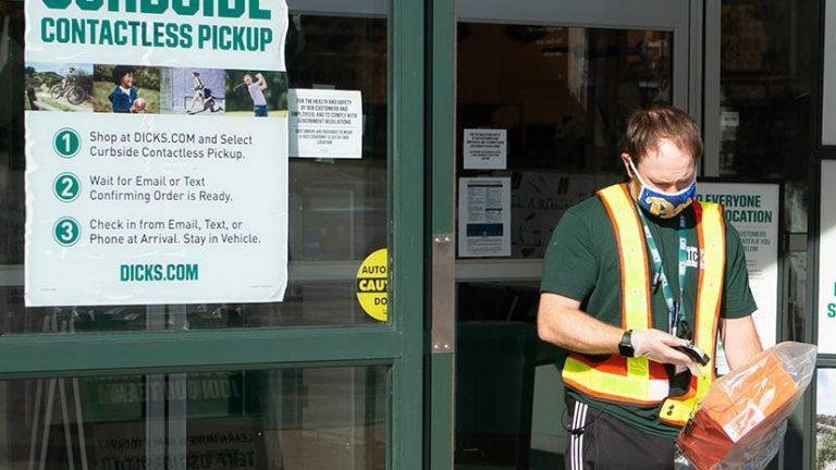 DICK's Sporting Goods omnichannel customer service