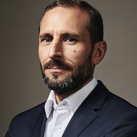 Jochen Schmidt, vice president, distribution & real estate, Swarovski
