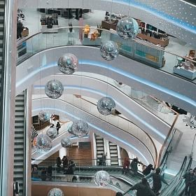 A mall signifies return of retail economy, importance of customer data
