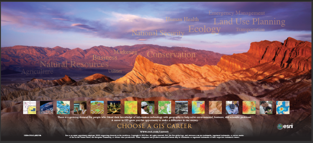 Choose a GIS Career