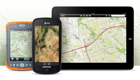 Thanks to the rise of mobile computing, today almost anyone can use your map from practically anywhere.