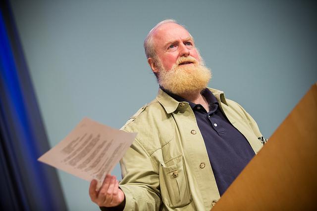 Bran Ferren at the 2013 Geodesign Summit