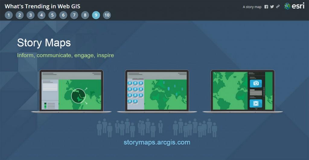 Esri Story Maps Story Maps: 5 Tips and Tricks Esri Story Maps