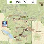 USFS Trail Web App