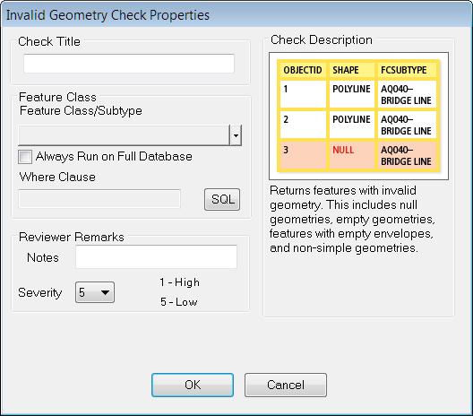 invalid geometry check explained\u2026