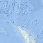 Detailed Bathymetry in New Zealand