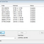 Calculate Cache Size