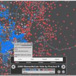 Example: Voter Atlas