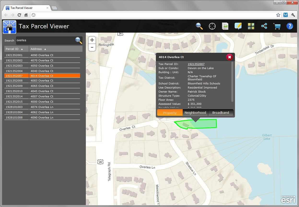 A Recap of the ArcGIS for Local Government Solution in 2012