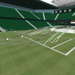 3D spatial analysis tennis
