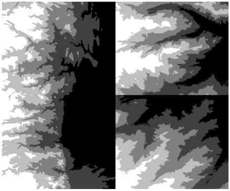 default classified rendering