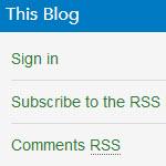 Hydro Blog RSS Feed