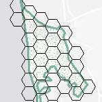 A new tool for creating sampling hexagons