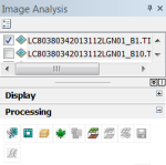 Image Analysis Window using multiple inputs