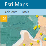 Esri Maps Web Part