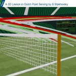 3D Tennis Visualization