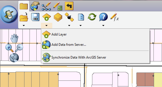 Synchronize Data with ArcGIS Server