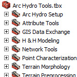 Arc Hydro Tools