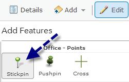 Choosing symbol for point