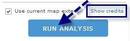 Run Analysis button