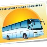 Community Maps Tour 2014