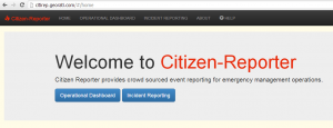Citizen Reporter Logo