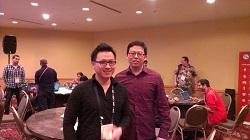Tony and Tran
