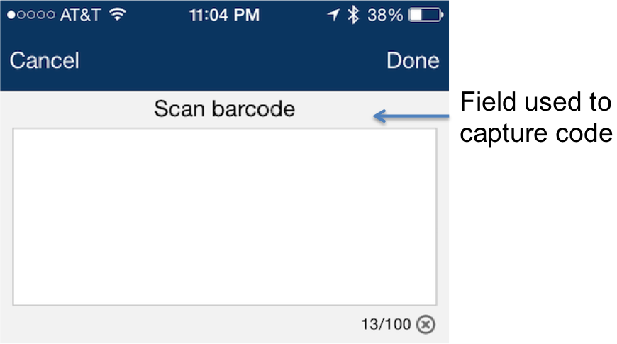 Do more with Collector using barcode scanners