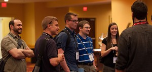 Speed Geeking for developers at Esri UC
