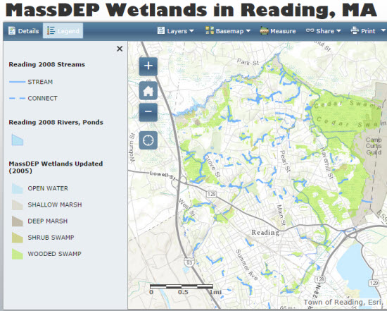 Arcgis living atlas of the world 2014 septe geonet is also recognizing the benefits that comes with community maps participation by creating a number of useful web maps and apps like this wetlands map gumiabroncs Gallery