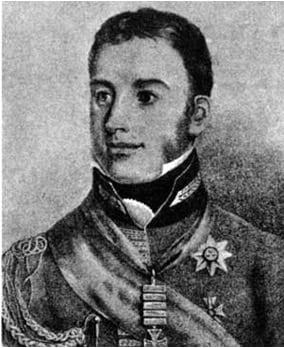 Early 19th century British Major General Edward Pakenham