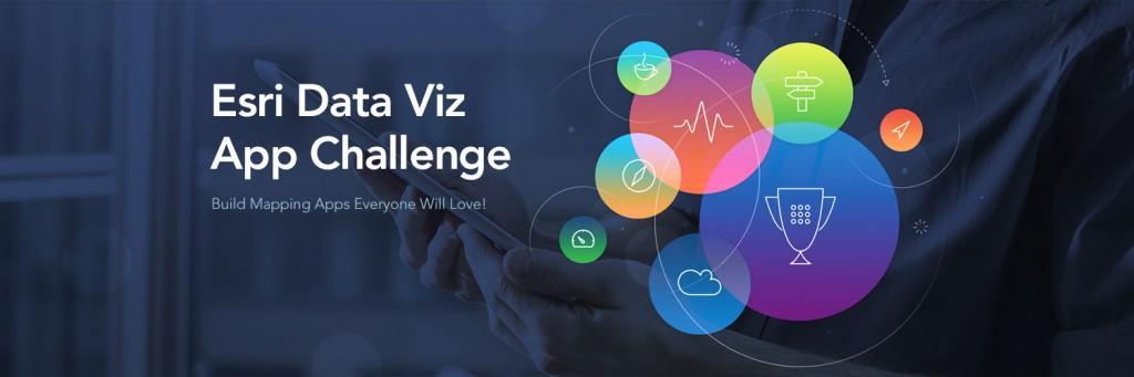 Esri's Data Visualization App Challenge