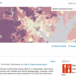 ArcGIS Open Data - now with smart maps!