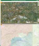 Maps for Office - arrange maps