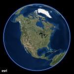 GlobeImageryNAmerica